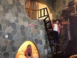 常州3天2晚【穿越侏罗纪,溜娃必选地】第1晚住常州恐龙人俱乐部酒店(含早),第2晚住景尚·恐龙主题度假酒店(含早),玩常州恐龙园+一次旅程玩遍2家爆款亲子酒店