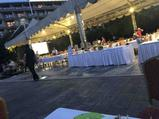 杭州2天1晚【端午不涨价,星空下的湖边派对】杭州宝盛水博园大酒店+双早、豪华烧烤自助晚餐券2张、亲子活动,享露天电影、许愿灯、儿童乐园畅玩等
